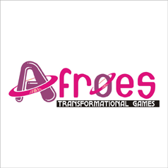 Logo Design by hafizshaikh7 - Entry No. 99 in the Logo Design Contest Afroes Transformational Games.