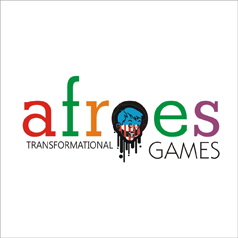 Logo Design by hafizshaikh7 - Entry No. 100 in the Logo Design Contest Afroes Transformational Games.