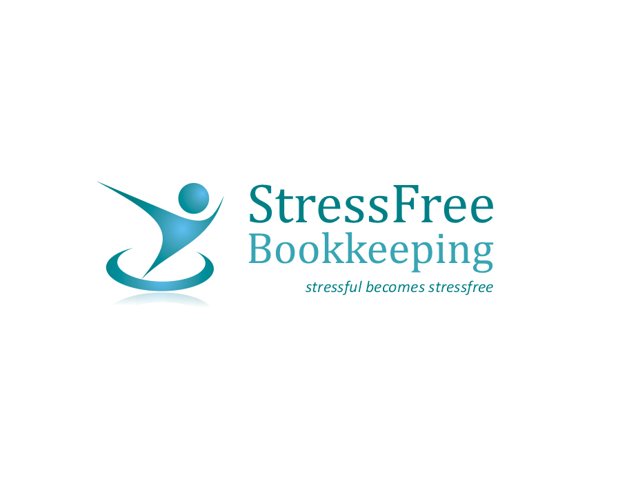 Logo Design by Ifan Afandie - Entry No. 46 in the Logo Design Contest StressFree Bookkeeping.