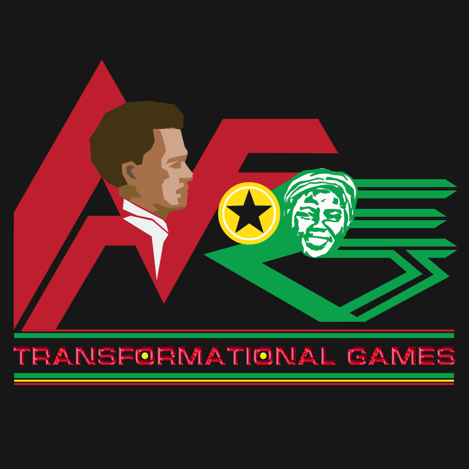 Logo Design by garygeorgec - Entry No. 102 in the Logo Design Contest Afroes Transformational Games.