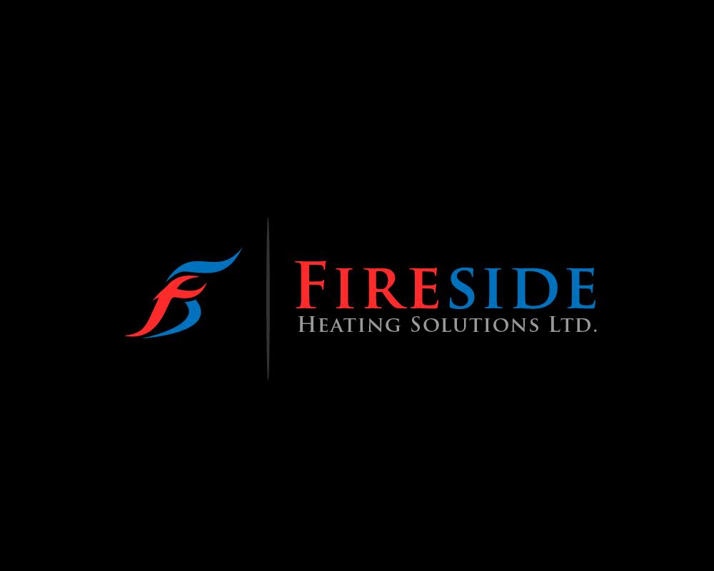 Logo Design by Juan Luna - Entry No. 3 in the Logo Design Contest Creative Logo Design for Fireside Heating Solutions Ltd..