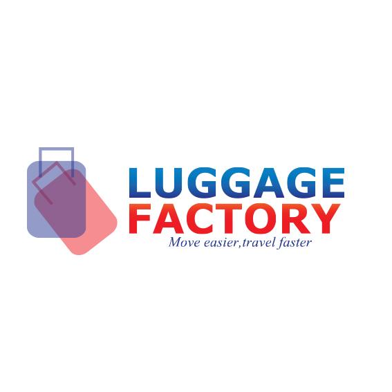 Logo Design by Kelvin Goche - Entry No. 8 in the Logo Design Contest Creative Logo Design for Luggage Factory.