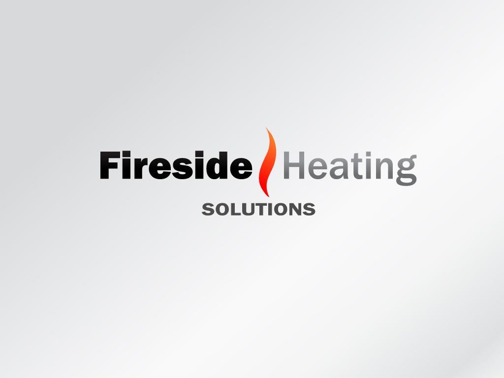 Logo Design by Omar Martinez - Entry No. 8 in the Logo Design Contest Creative Logo Design for Fireside Heating Solutions Ltd..
