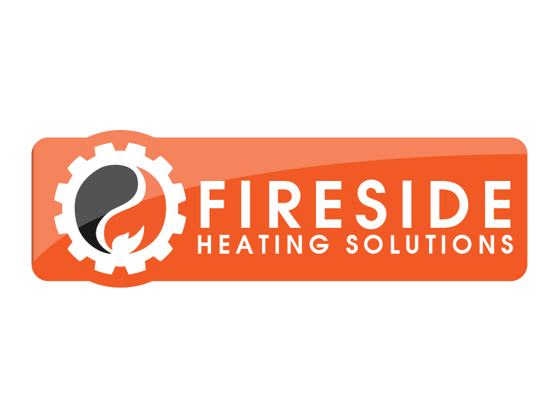 Logo Design by Private User - Entry No. 9 in the Logo Design Contest Creative Logo Design for Fireside Heating Solutions Ltd..