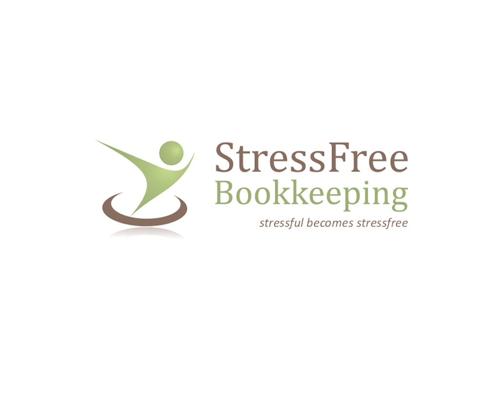 Logo Design by Ifan Afandie - Entry No. 49 in the Logo Design Contest StressFree Bookkeeping.