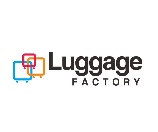Logo Design by ronny - Entry No. 11 in the Logo Design Contest Creative Logo Design for Luggage Factory.