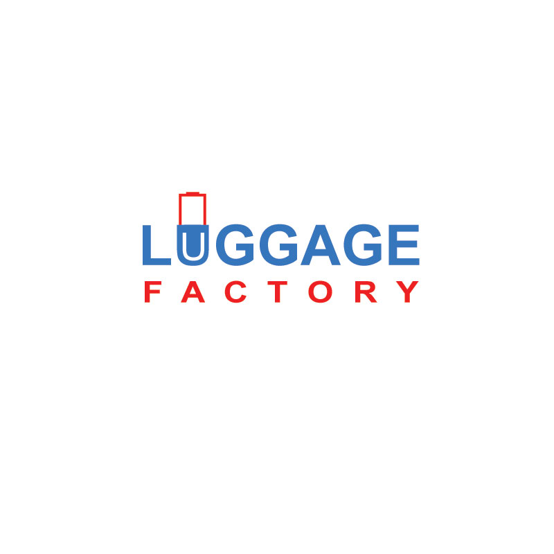 Logo Design by Private User - Entry No. 13 in the Logo Design Contest Creative Logo Design for Luggage Factory.