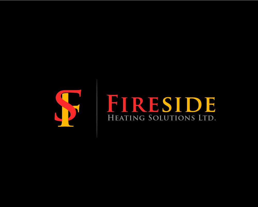 Logo Design by Juan Luna - Entry No. 14 in the Logo Design Contest Creative Logo Design for Fireside Heating Solutions Ltd..