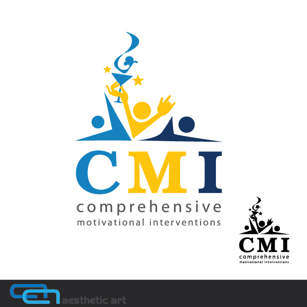 Logo Design by aesthetic-art - Entry No. 21 in the Logo Design Contest CMI (Comprehensive Motivational Interventions).