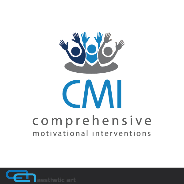 Logo Design by aesthetic-art - Entry No. 22 in the Logo Design Contest CMI (Comprehensive Motivational Interventions).