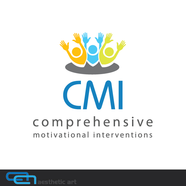 Logo Design by aesthetic-art - Entry No. 23 in the Logo Design Contest CMI (Comprehensive Motivational Interventions).