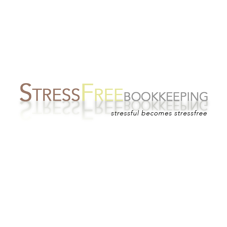 Logo Design by keekee360 - Entry No. 55 in the Logo Design Contest StressFree Bookkeeping.