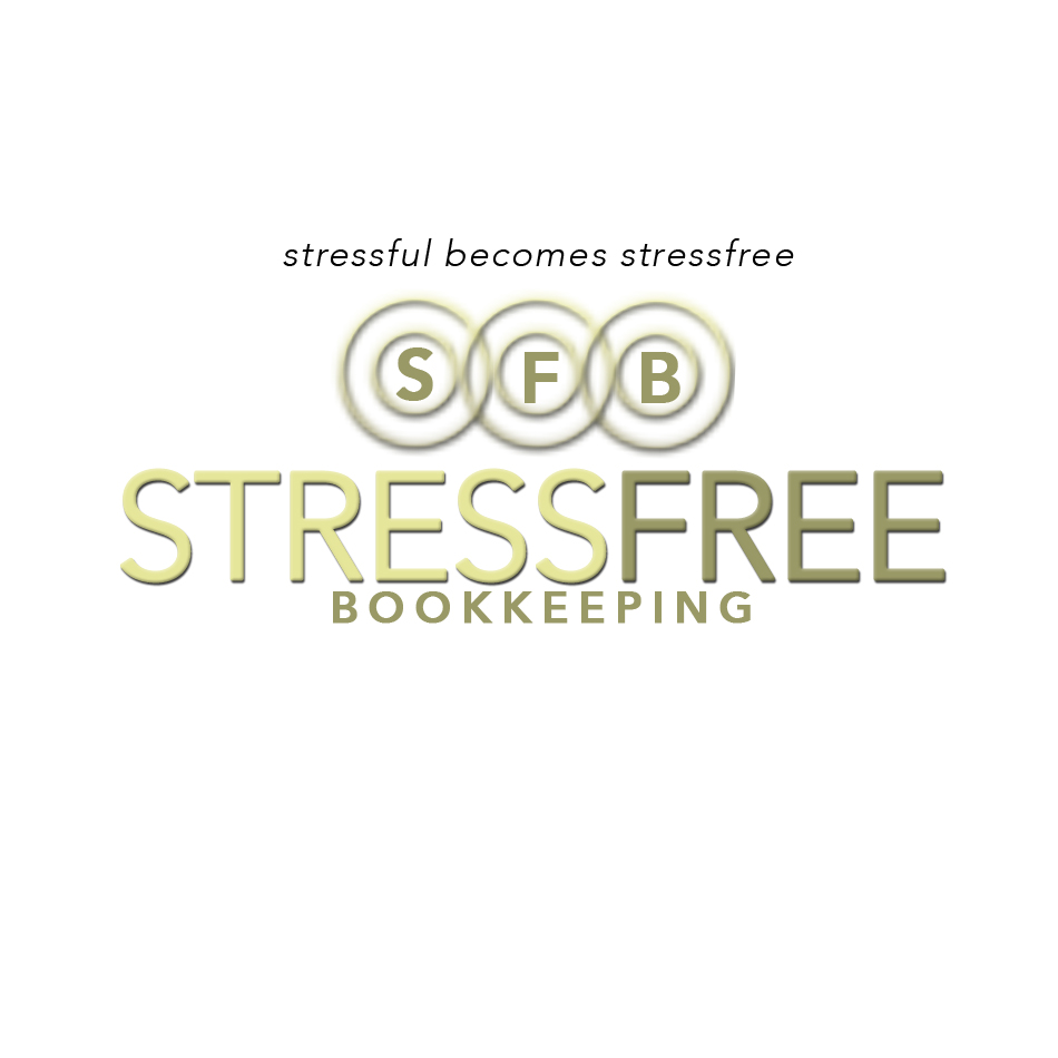 Logo Design by keekee360 - Entry No. 56 in the Logo Design Contest StressFree Bookkeeping.