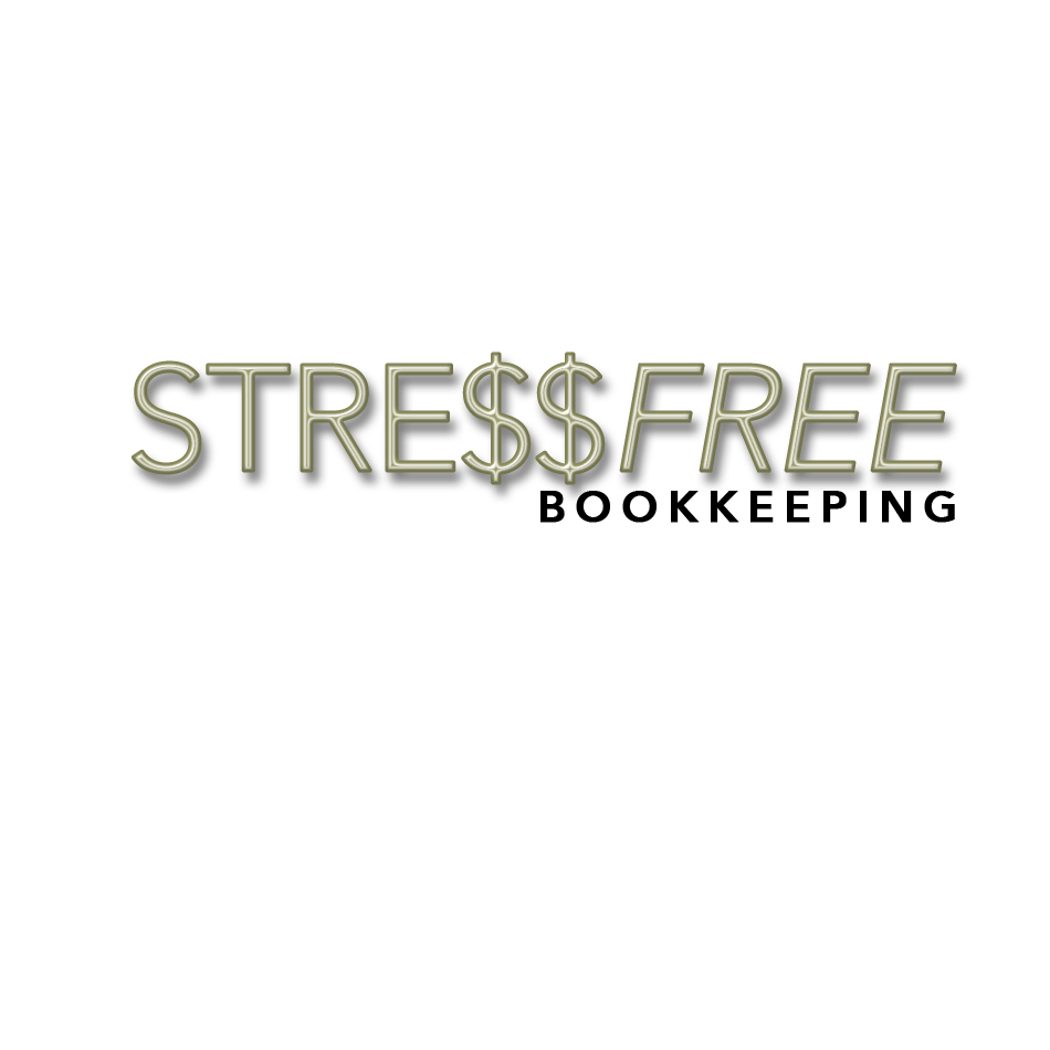 Logo Design by keekee360 - Entry No. 57 in the Logo Design Contest StressFree Bookkeeping.