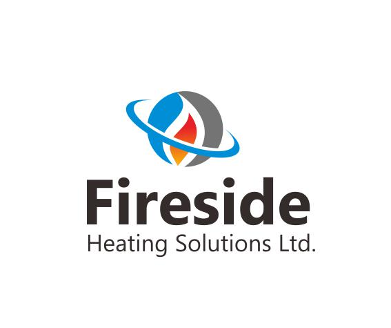 Logo Design by ronny - Entry No. 24 in the Logo Design Contest Creative Logo Design for Fireside Heating Solutions Ltd..