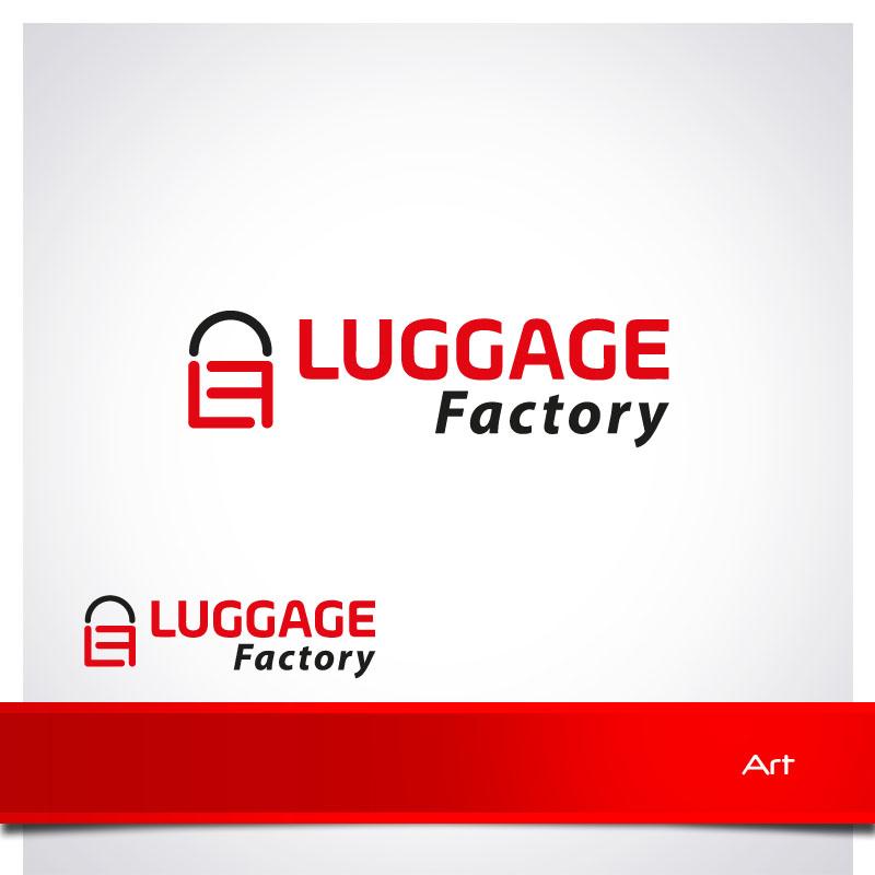 Logo Design by Puspita Wahyuni - Entry No. 23 in the Logo Design Contest Creative Logo Design for Luggage Factory.