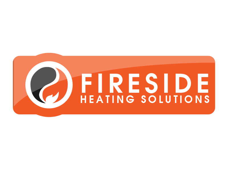 Logo Design by Private User - Entry No. 29 in the Logo Design Contest Creative Logo Design for Fireside Heating Solutions Ltd..