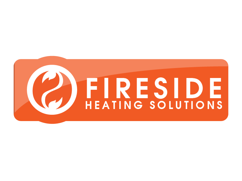 Logo Design by Private User - Entry No. 30 in the Logo Design Contest Creative Logo Design for Fireside Heating Solutions Ltd..