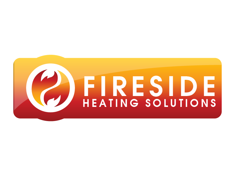 Logo Design by Private User - Entry No. 31 in the Logo Design Contest Creative Logo Design for Fireside Heating Solutions Ltd..