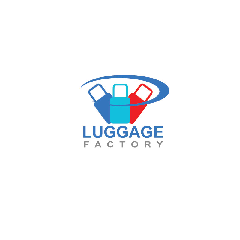 Logo Design by Private User - Entry No. 28 in the Logo Design Contest Creative Logo Design for Luggage Factory.