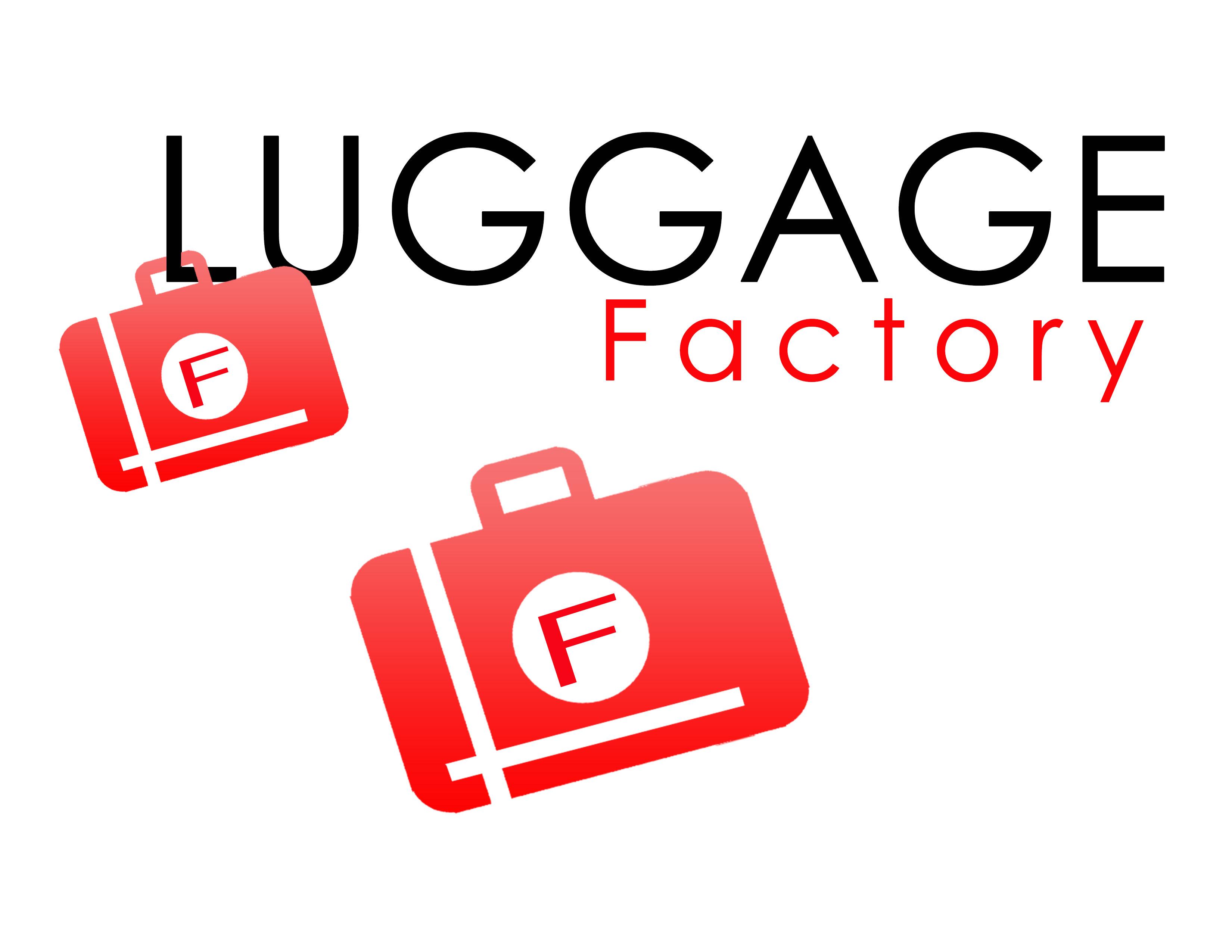 Logo Design by Kathrina Arceta - Entry No. 30 in the Logo Design Contest Creative Logo Design for Luggage Factory.