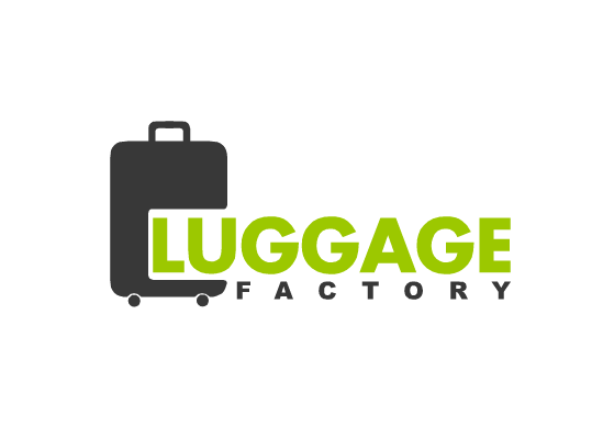 Logo Design by Ismail Adhi Wibowo - Entry No. 32 in the Logo Design Contest Creative Logo Design for Luggage Factory.