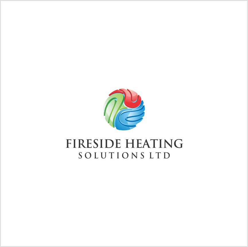 Logo Design by Armada Jamaluddin - Entry No. 40 in the Logo Design Contest Creative Logo Design for Fireside Heating Solutions Ltd..