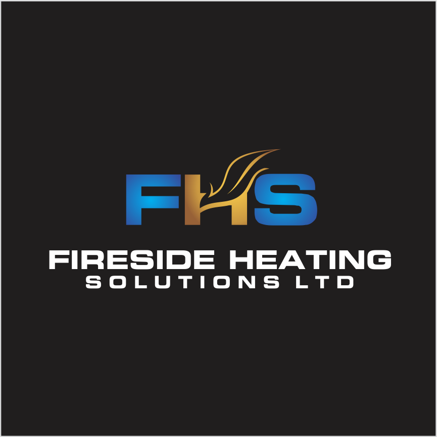Logo Design by Armada Jamaluddin - Entry No. 42 in the Logo Design Contest Creative Logo Design for Fireside Heating Solutions Ltd..