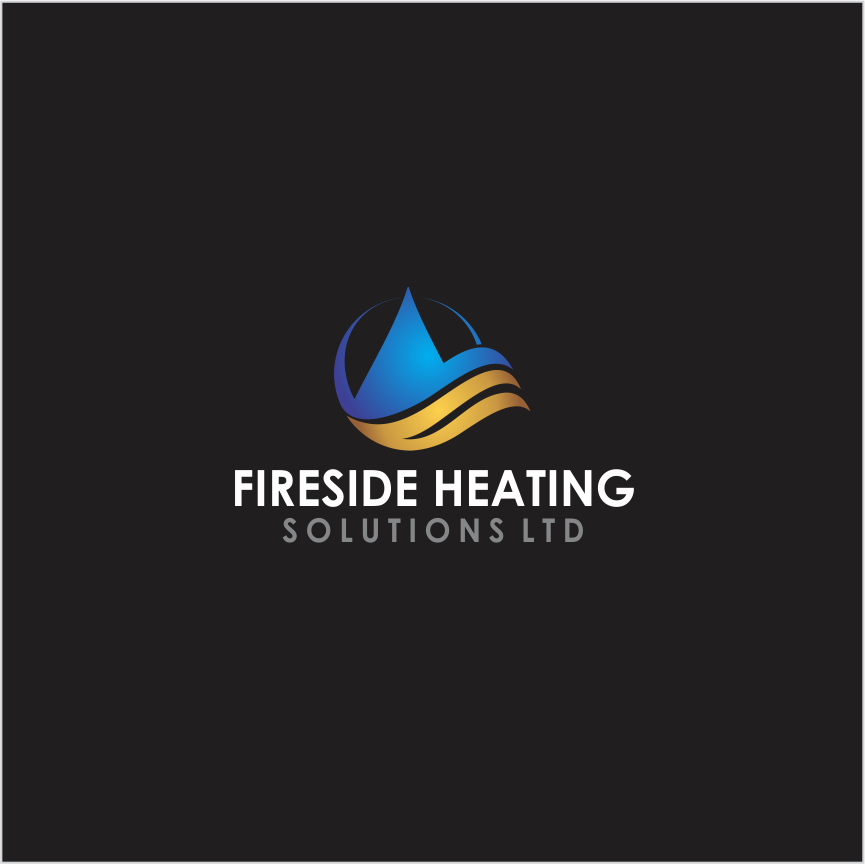 Logo Design by Armada Jamaluddin - Entry No. 45 in the Logo Design Contest Creative Logo Design for Fireside Heating Solutions Ltd..
