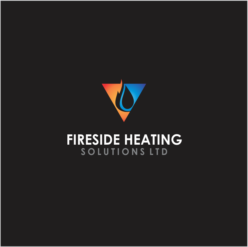 Logo Design by Armada Jamaluddin - Entry No. 47 in the Logo Design Contest Creative Logo Design for Fireside Heating Solutions Ltd..