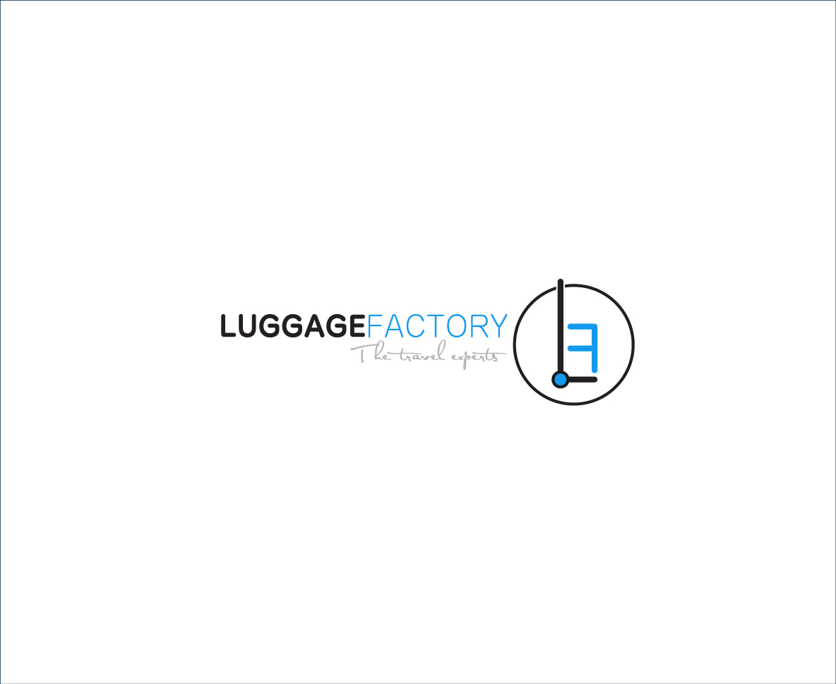 Logo Design by zoiDesign - Entry No. 33 in the Logo Design Contest Creative Logo Design for Luggage Factory.