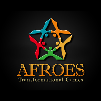 Logo Design by purefusion - Entry No. 104 in the Logo Design Contest Afroes Transformational Games.