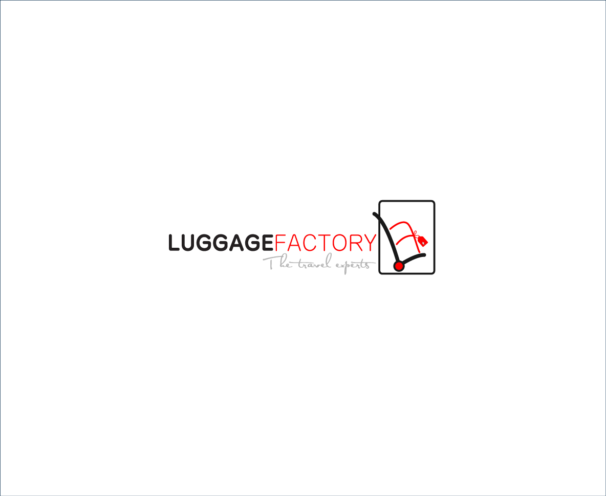 Logo Design by zoiDesign - Entry No. 36 in the Logo Design Contest Creative Logo Design for Luggage Factory.
