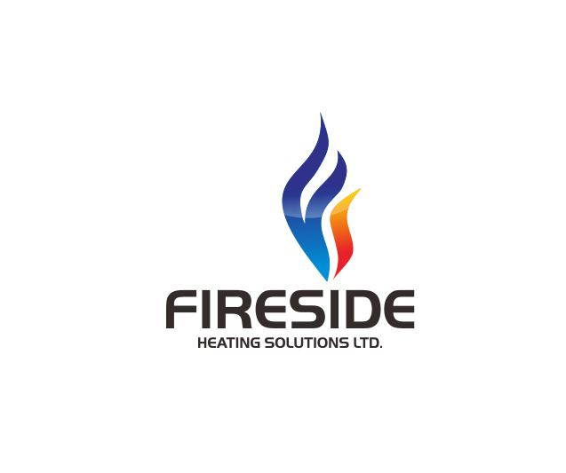 Logo Design by ronny - Entry No. 52 in the Logo Design Contest Creative Logo Design for Fireside Heating Solutions Ltd..