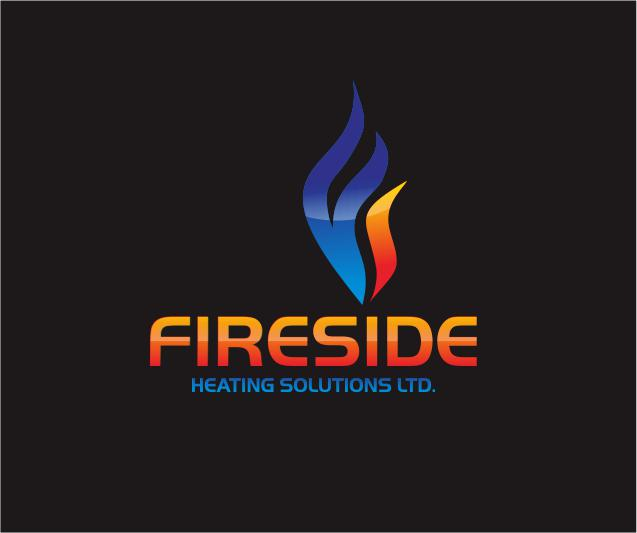 Logo Design by ronny - Entry No. 53 in the Logo Design Contest Creative Logo Design for Fireside Heating Solutions Ltd..
