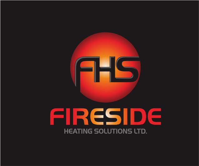 Logo Design by ronny - Entry No. 54 in the Logo Design Contest Creative Logo Design for Fireside Heating Solutions Ltd..
