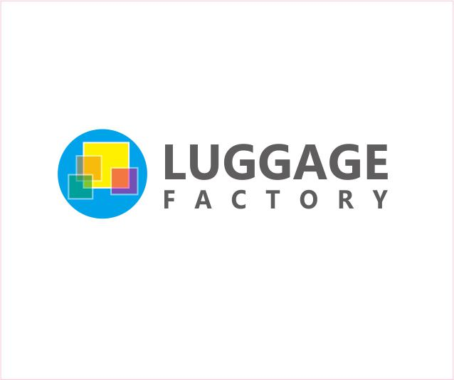 Logo Design by ronny - Entry No. 39 in the Logo Design Contest Creative Logo Design for Luggage Factory.