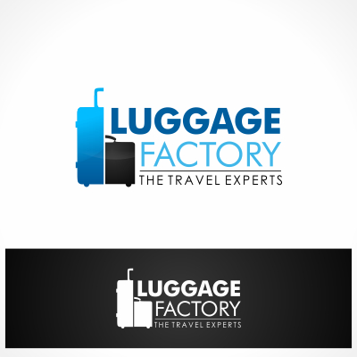 Logo Design by Private User - Entry No. 44 in the Logo Design Contest Creative Logo Design for Luggage Factory.