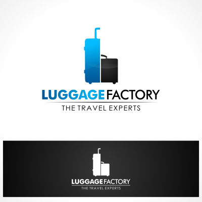 Logo Design by Private User - Entry No. 45 in the Logo Design Contest Creative Logo Design for Luggage Factory.