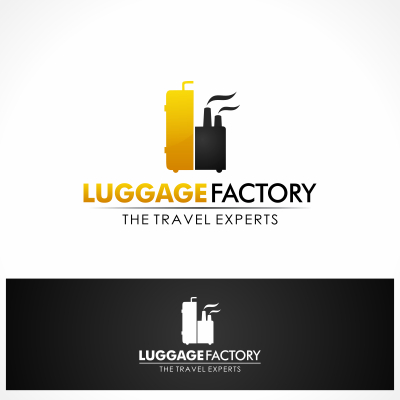 Logo Design by Private User - Entry No. 46 in the Logo Design Contest Creative Logo Design for Luggage Factory.