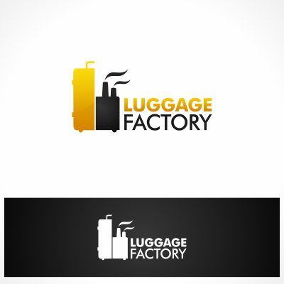 Logo Design by Private User - Entry No. 47 in the Logo Design Contest Creative Logo Design for Luggage Factory.