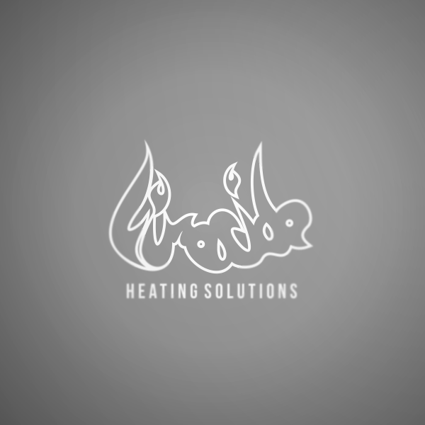 Logo Design by Private User - Entry No. 65 in the Logo Design Contest Creative Logo Design for Fireside Heating Solutions Ltd..