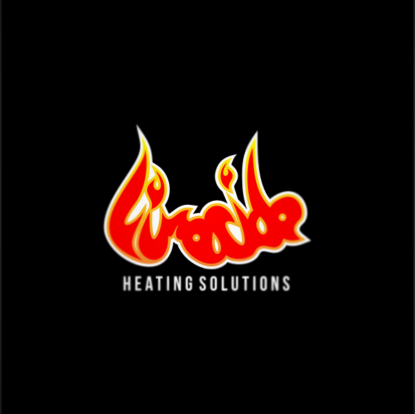 Logo Design by Private User - Entry No. 66 in the Logo Design Contest Creative Logo Design for Fireside Heating Solutions Ltd..