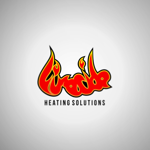 Logo Design by Private User - Entry No. 67 in the Logo Design Contest Creative Logo Design for Fireside Heating Solutions Ltd..