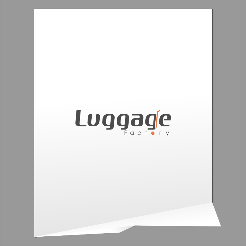 Logo Design by graphicleaf - Entry No. 50 in the Logo Design Contest Creative Logo Design for Luggage Factory.