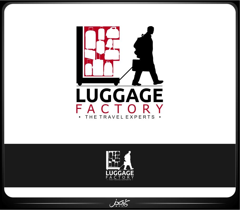 Logo Design by joca - Entry No. 56 in the Logo Design Contest Creative Logo Design for Luggage Factory.