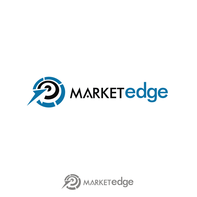 Logo Design by key - Entry No. 246 in the Logo Design Contest Market Edge or Marketedge.