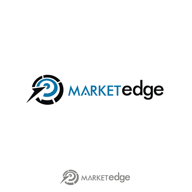Logo Design by key - Entry No. 247 in the Logo Design Contest Market Edge or Marketedge.