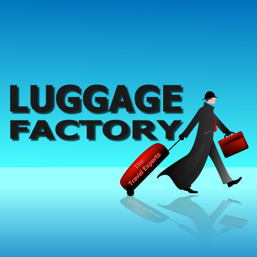 Logo Design by Runz - Entry No. 62 in the Logo Design Contest Creative Logo Design for Luggage Factory.