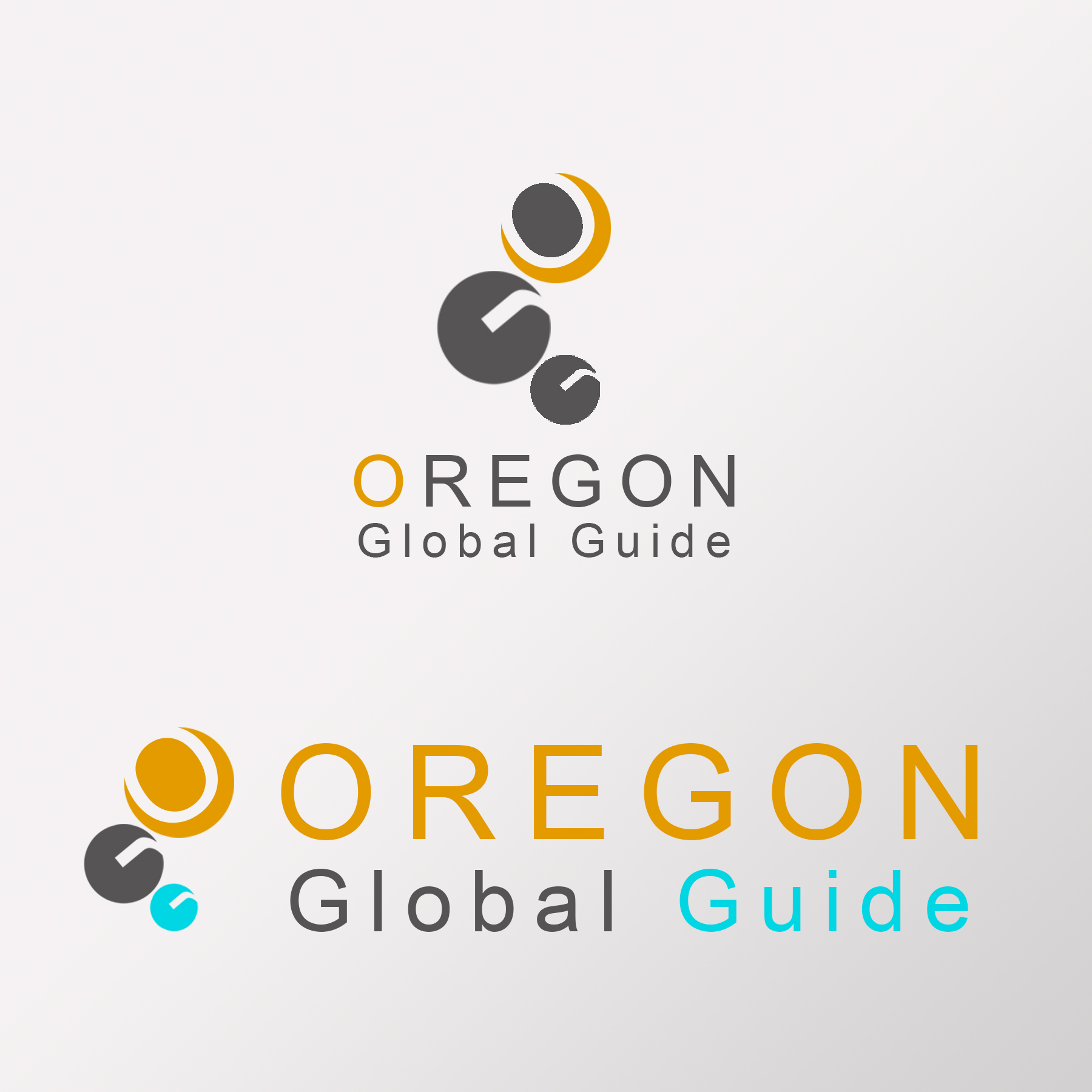 Logo Design by Private User - Entry No. 7 in the Logo Design Contest New Logo Design for Oregon Global Guide.
